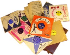 78s from the 1950s